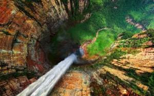 Водопад Churun-Meru